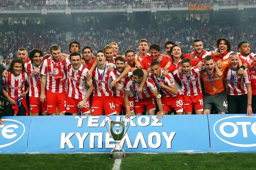 Κύπελλο Ελλάδας: Η «ερυθρόλευκη» ματιά του τελικού!