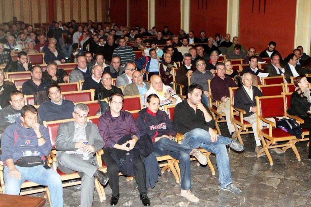 Πανιώνιος: Σημαντική η σημερινή (30/04) Γενική Συνέλευση