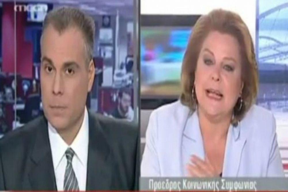 «Δημοσιογράφοι του MEGA ήταν σταυροφόροι του Μνημονίου»