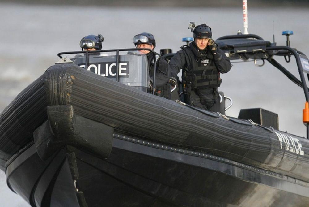 Λονδίνο 2012: Άσκηση ασφαλείας