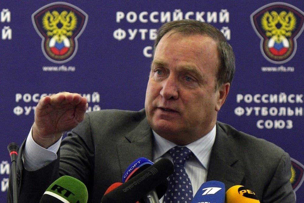 Euro 2012: Τελειώνει ο Άντβοκαατ από τη Ρωσία!