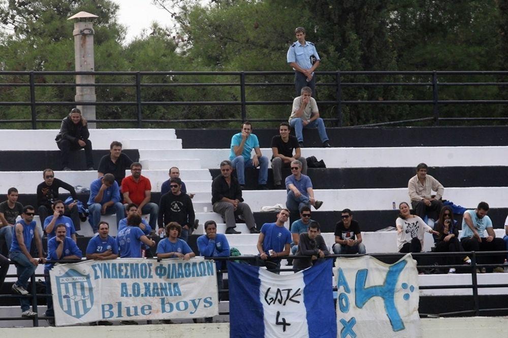 Blue Boys: «Ευχαριστούμε ΑΟΧ και Ρούβα»