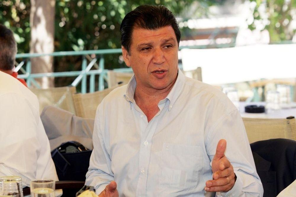 Ορφανός: «Η Τρόικα δυσκολεύει τη ρύθμιση για τα χρέη του ΠΑΟΚ»
