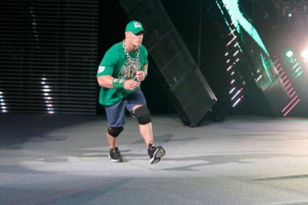 Επιτέλους νίκη για τον John Cena στο Extreme Rules