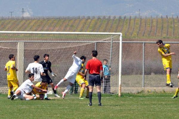Στις 5 Μαΐου το ματς Καλλονή – Βέροια