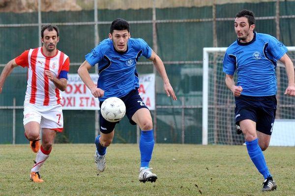 Ηττήθηκε (1-0) από τον Μυλότοπο η Αναγέννηση Γιαννιτσών