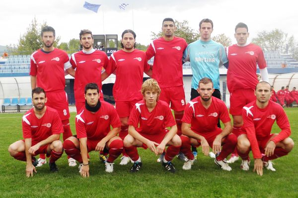 Κοζάνη-ΠΑΟΚ Αλεξάνδρειας 5-0
