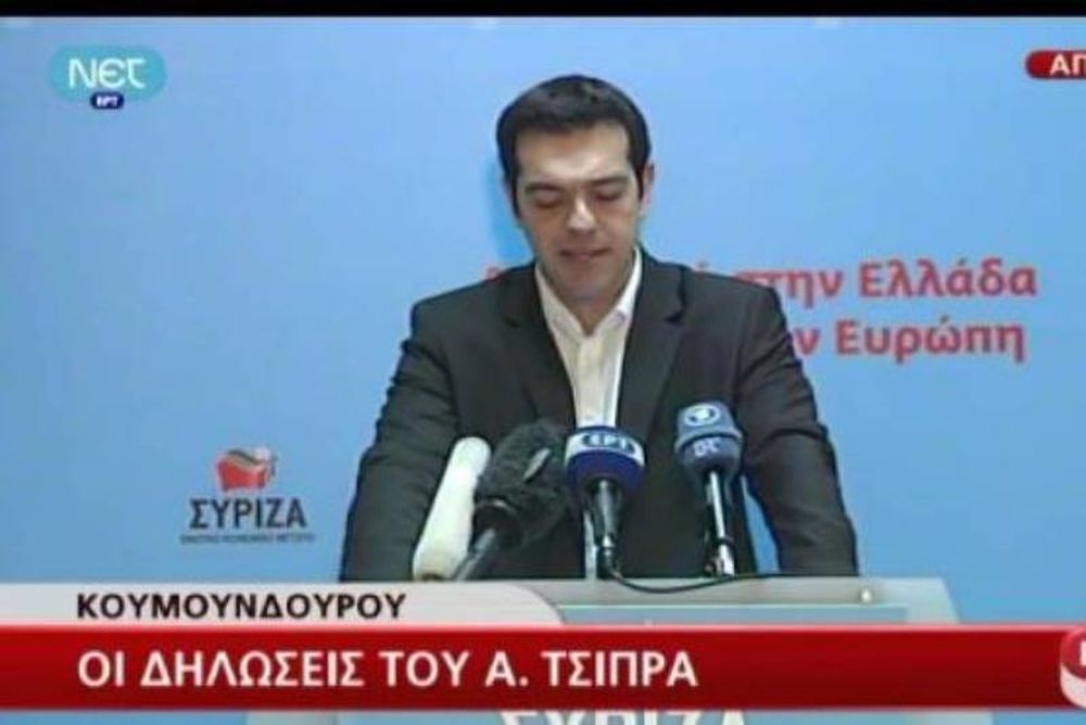 Α. Τσίπρας: Δεν θέλουν συμφωνία, αλλά συνενοχή στο έγκλημα