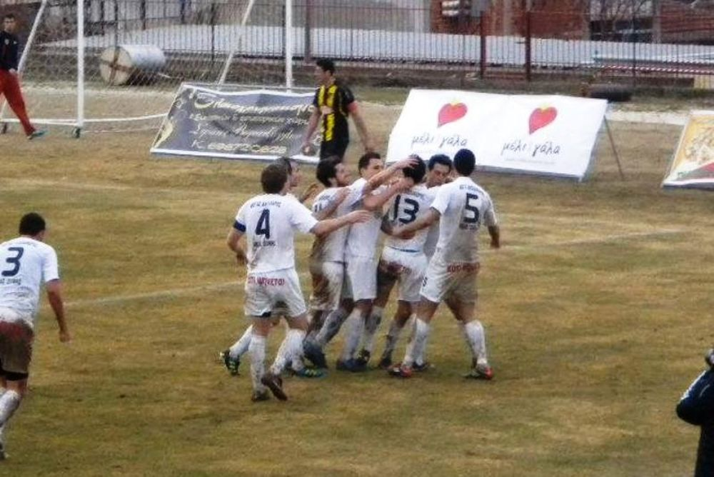 Μ. Αλέξανδρος Ν. Ζίχνης-Αετός Αρριανών 4-0