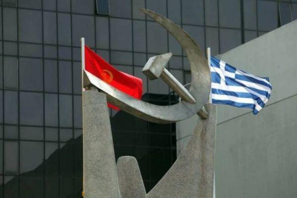 ΚΚΕ: Ωμός εκβιασμός το δημοψήφισμα της Μέρκελ