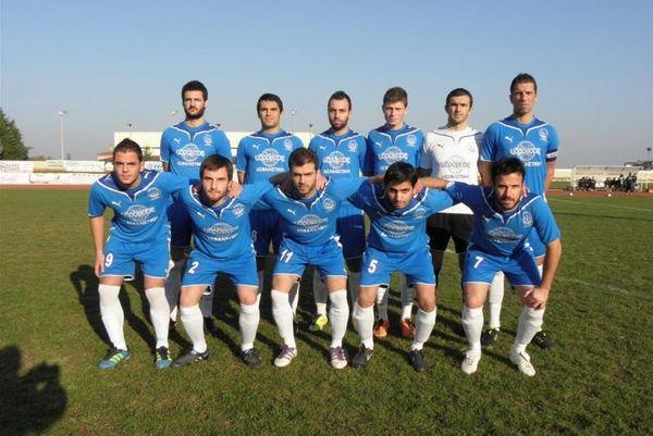 Νάουσα-ΠΑΟΚ Αλεξάνδρειας 5-3