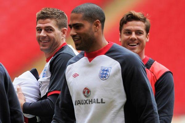 Euro 2012: Αγγλία: Προληπτικά εκτός Τζόνσον – Γουέλμπεκ