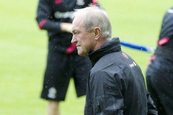 Euro 2012: Σμούντα: «Πάντα θα υπάρχει πίεση»