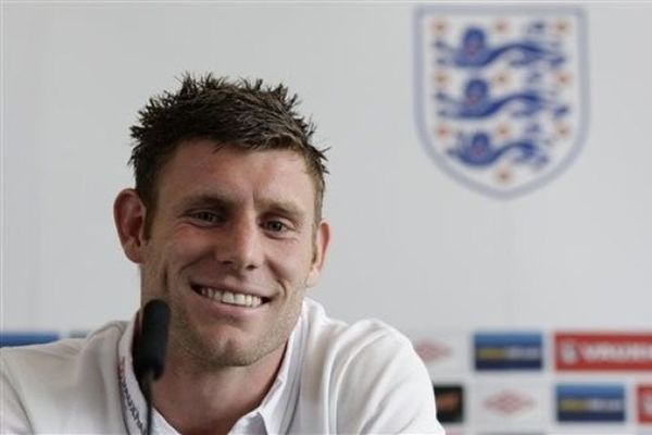 Euro 2012: Ποντάρει στα νιάτα ο Μίλνερ