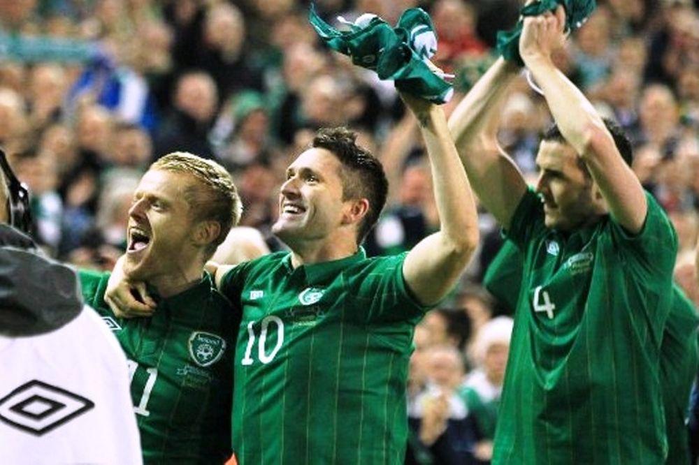 Euro 2012: Με... βαλκανικό τρόπο η Ιρλανδία