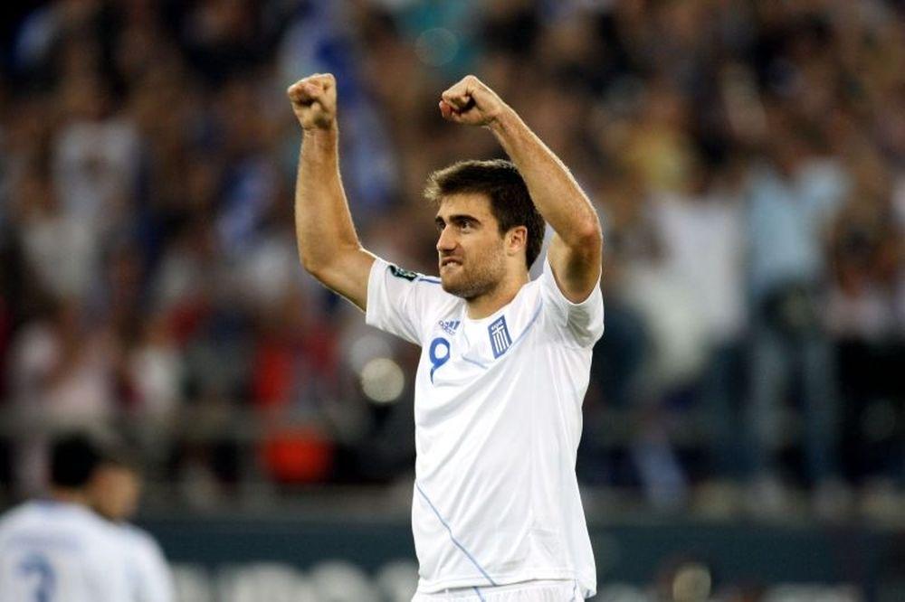 Euro 2012: Παπασταθόπουλος: «Πάμε για το καλύτερο δυνατό στο Euro»