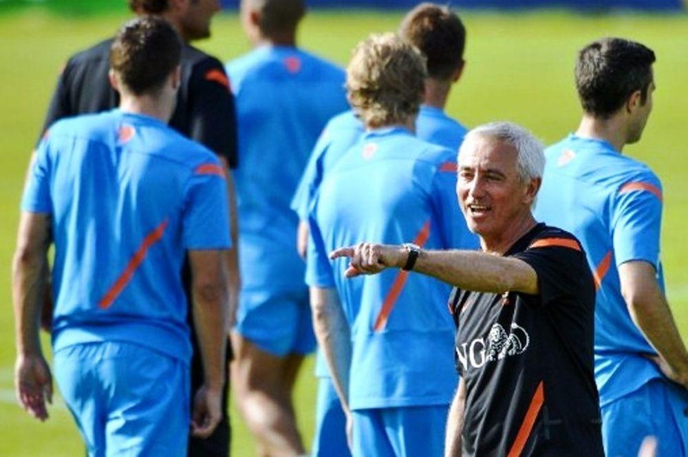 Euro 2012: Οι τελικοί 23 της Ολλανδίας
