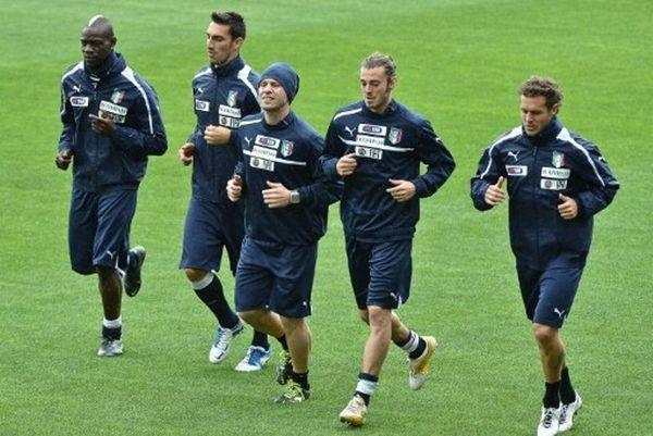 Euro 2012: Ντιαμάντι: «Κάλλιο αργά παρά ποτέ»