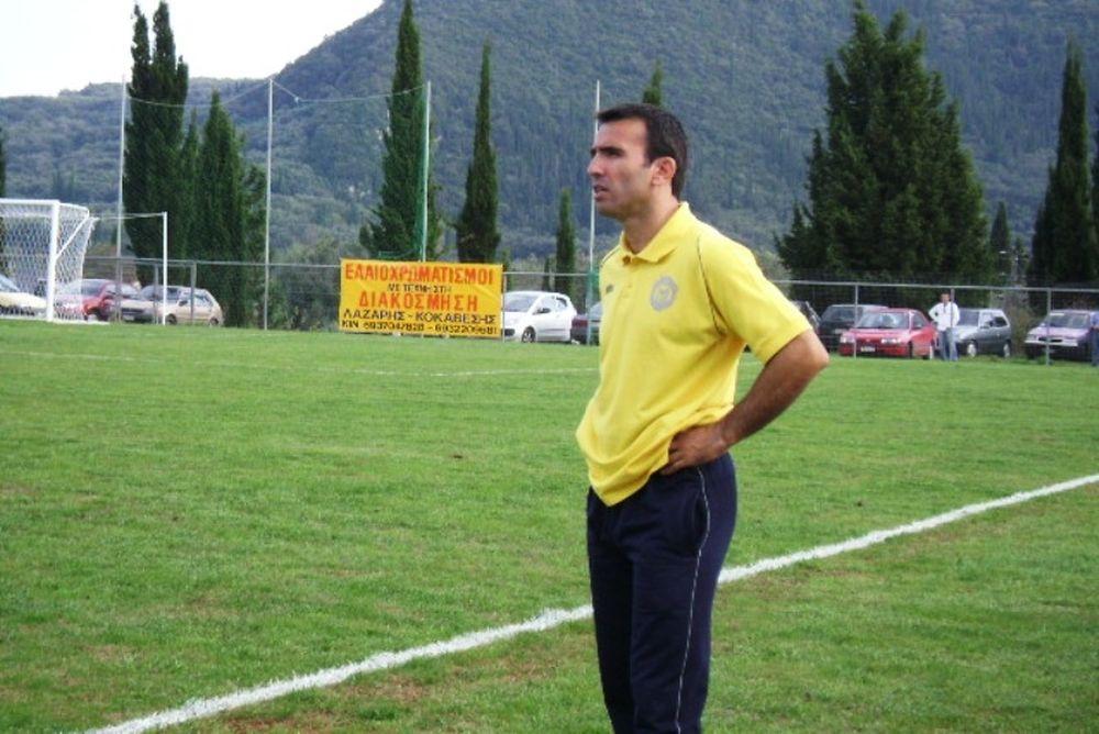 Με Μπολάνο και στη Football League 2 η Κασσιώπη
