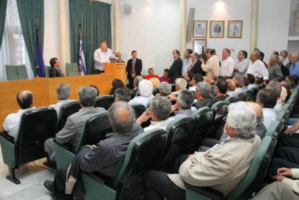 Βενιζέλος: «Οι πολίτες να επιλέξουν με ωριμότητα και ευθύνη»