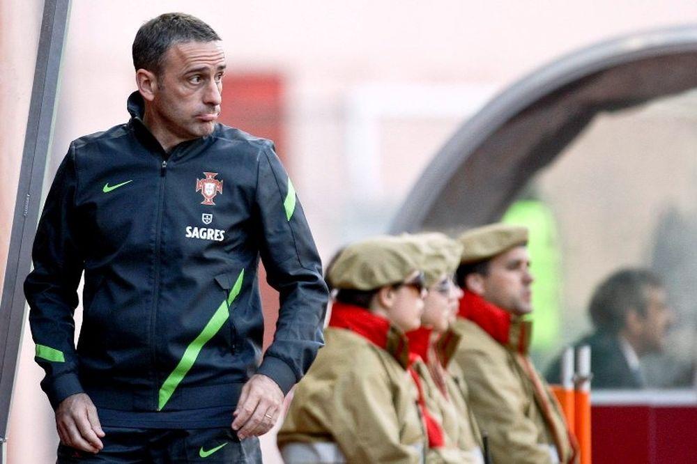 Euro 2012: Δεν ανησυχεί ο Μπέντο