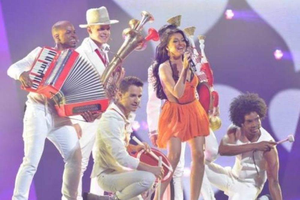 Eurovision 2012: Ξεσήκωσε τους Ευρωπαίους η Ρουμάνα
