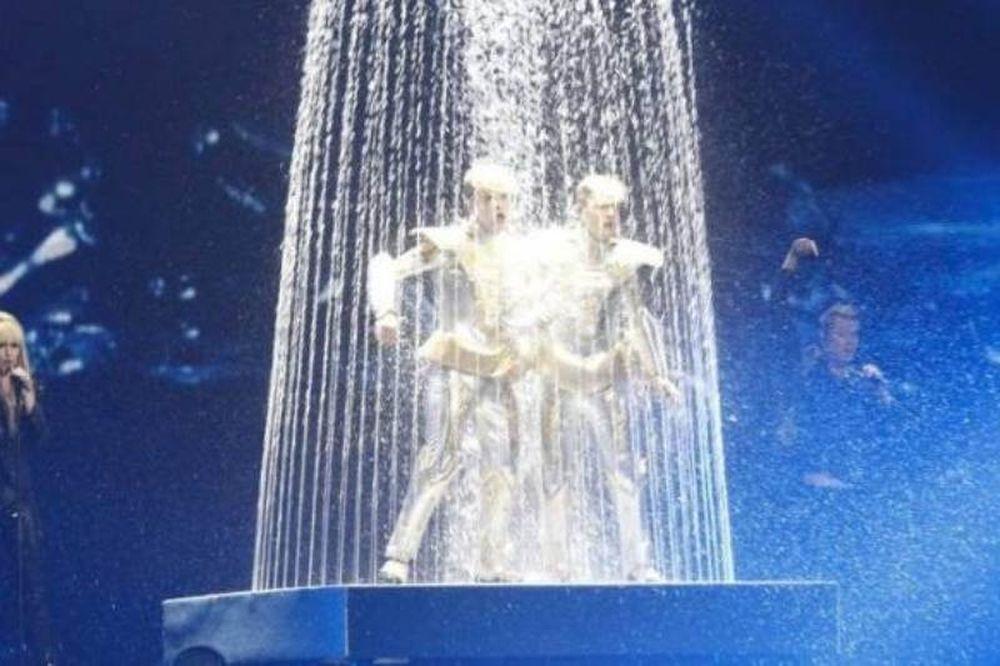 Eurovision 2012: Το… μπάνιο των Ιρλανδών
