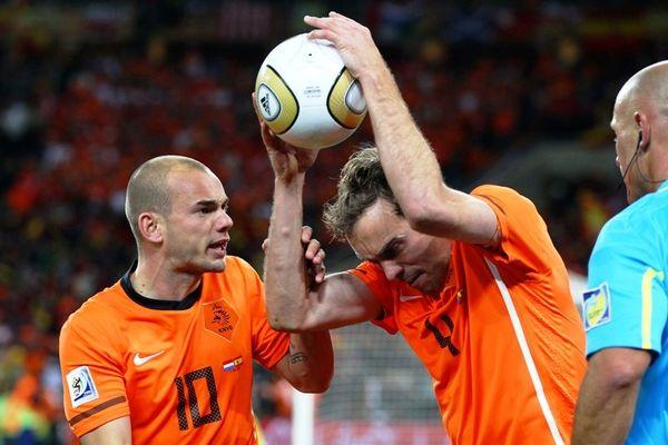 Euro 2012: Τραυματίστηκε ο Ματάισεν
