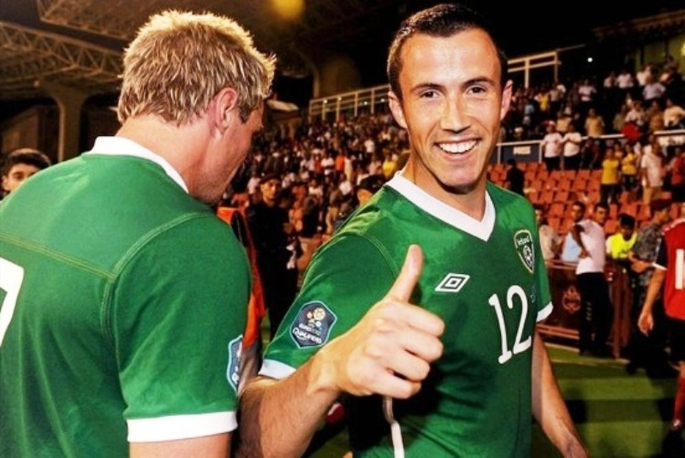 Euro 2012: Σοκ με Φάχεϊ στην Ιρλανδία