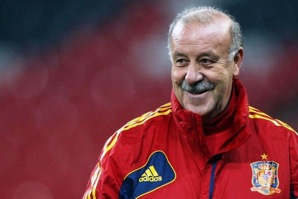 Euro 2012: Παραμένει σε δίλλημα ο Ντελ Μπόσκε