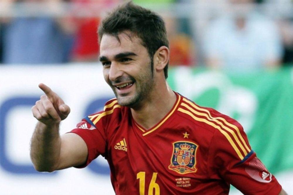 Euro 2012: Ελπίζει ο Αντριάν Λόπεζ