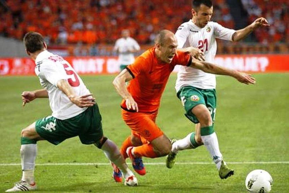 Euro 2012: Ρόμπεν: «Η χειρότερη εβδομάδα της ζωής μου»