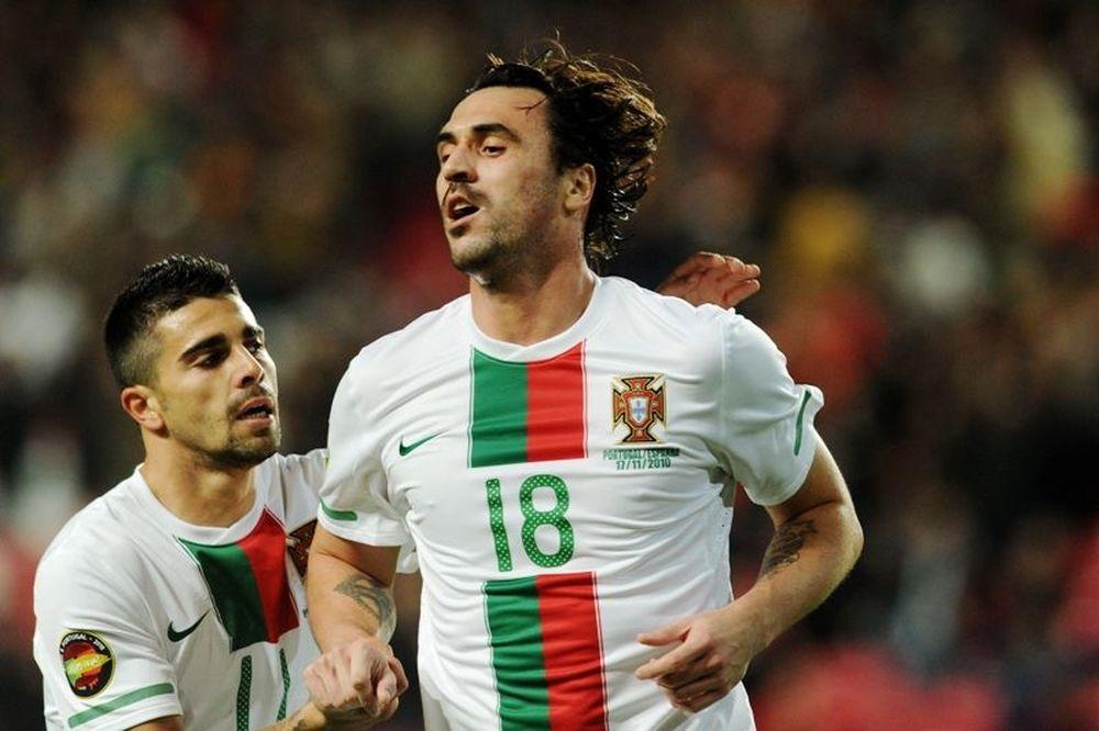 Euro 2012: Αλμέιδα: «Στο χέρι μου η κλήση»