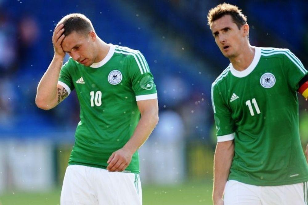 Euro 2012: Απογοητευμένος ο Ποντόλσκι