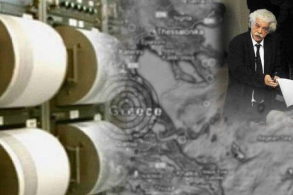 Αποκαλυπτική επιστολή Βαρώτσου για τους σεισμούς