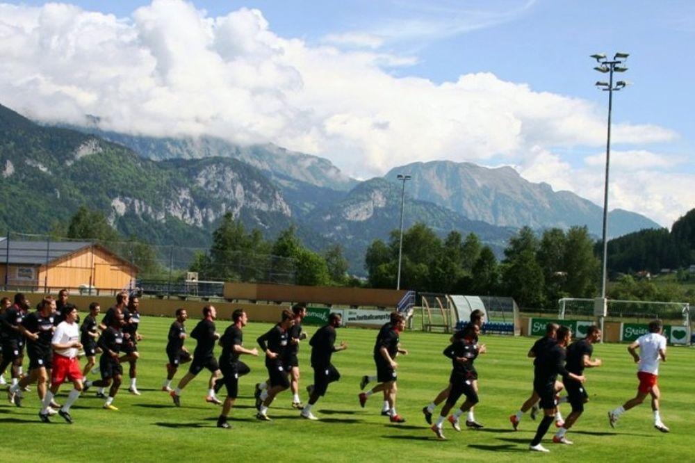 Για προετοιμασία στην Αυστρία ψάχνεται ο Παναθηναϊκός