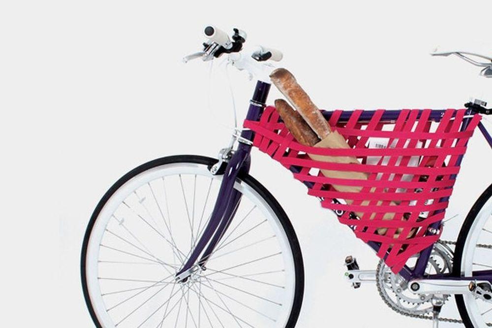 Με το ποδήλατο για ψώνια