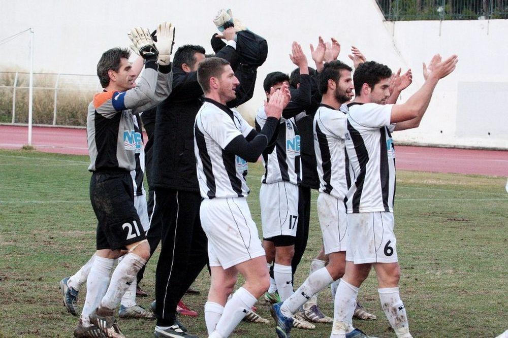 Νίκησε (1-0)… αργά η Καλαμάτα τον Ρούβα