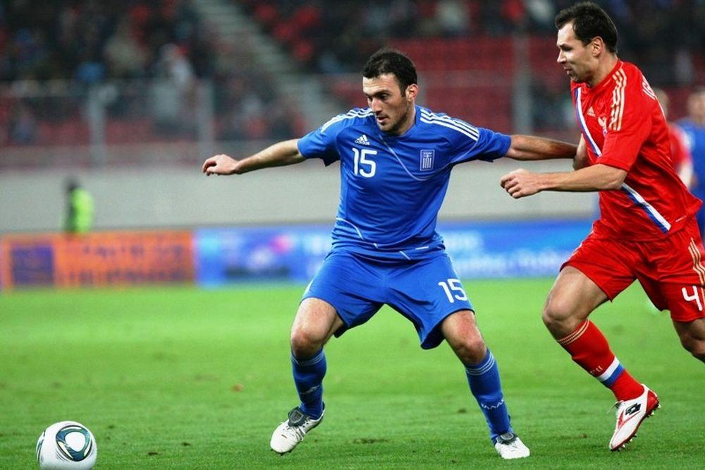 Euro 2012: Φόβοι για Τοροσίδη