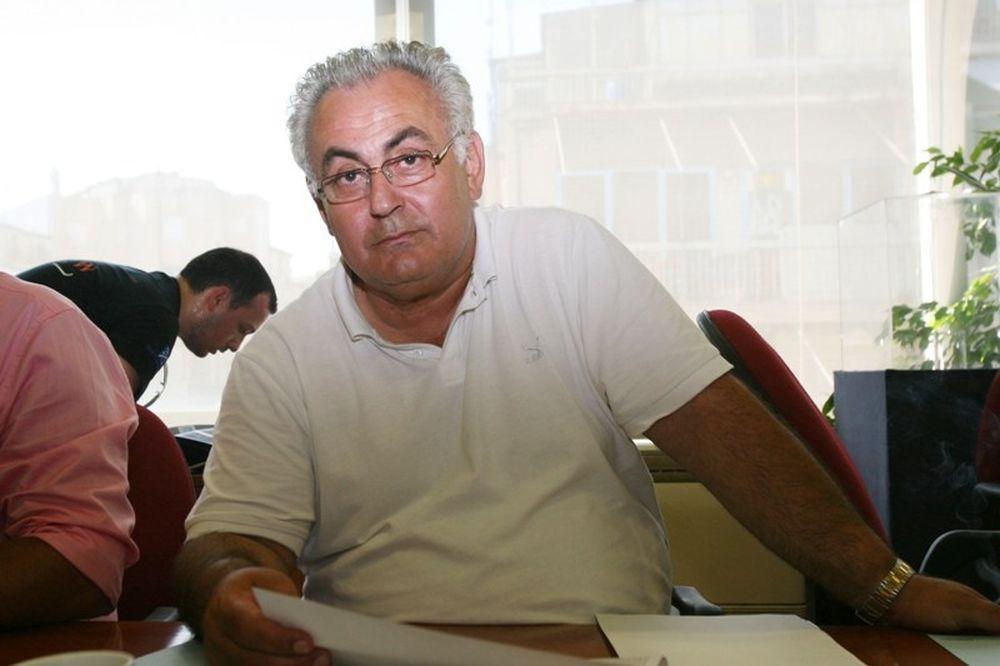 Παπαδόπουλος: «Ο Πιερικός δεν πωλείται»!