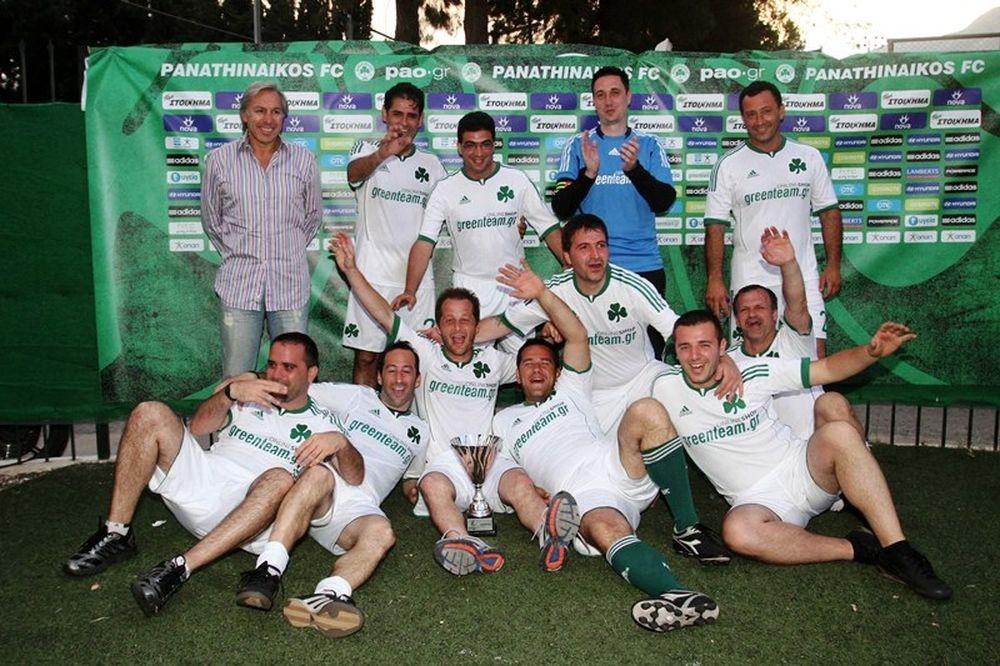 Στην Greenteam το Sponsors Cup 2012 του Παναθηναϊκού (photos)