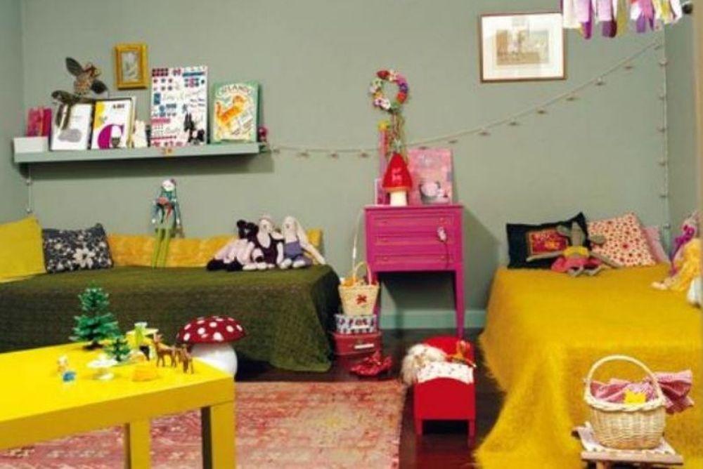 Τα πιο «μαγικά» παιδικά δωμάτια