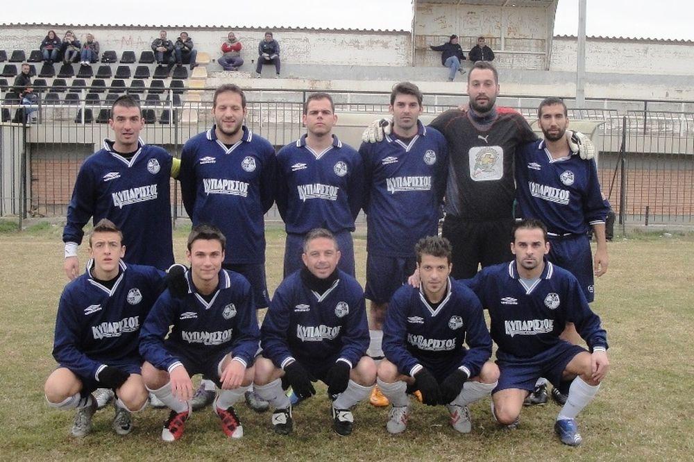 Παρνασσός Αράχωβας-Αίολος 4-0