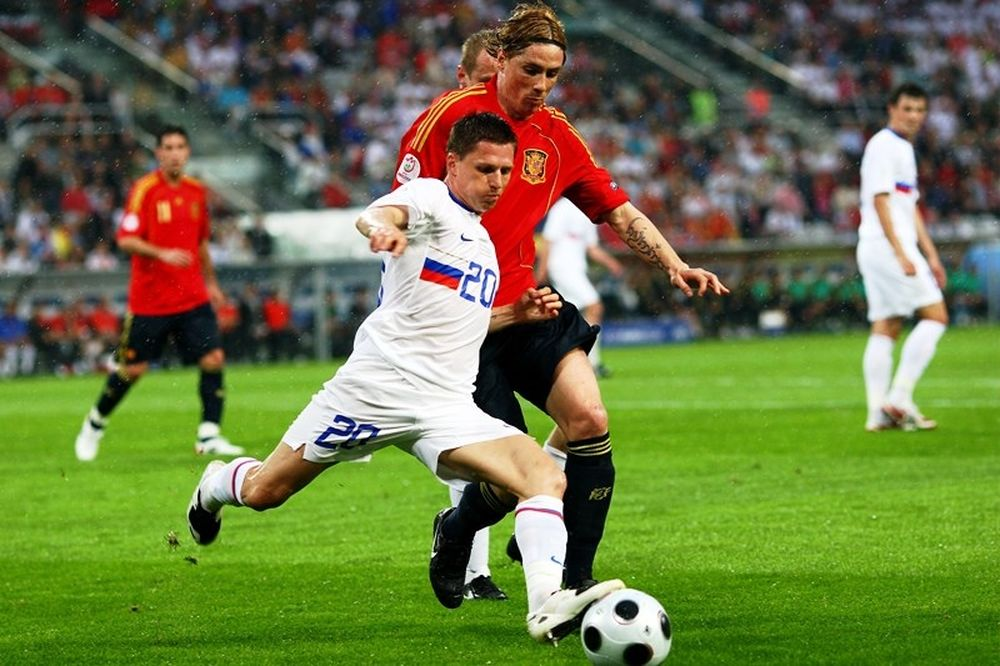 Euro 2012: Σεμσόφ: «Η Ρωσία είναι το ίδιο με την Ελλάδα»