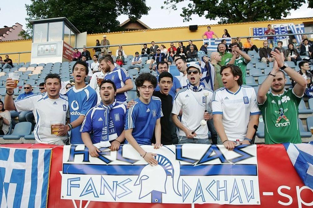 Euro 2012: Sold out το Ελλάδα – Πολωνία