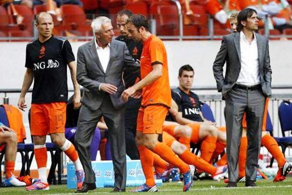 Euro 2012: Δεν ανησυχεί με τον τραυματισμό ο Ματάισεν