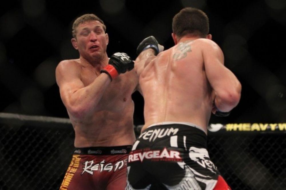 Αποδεσμεύτηκε ο Jason Miller από το UFC