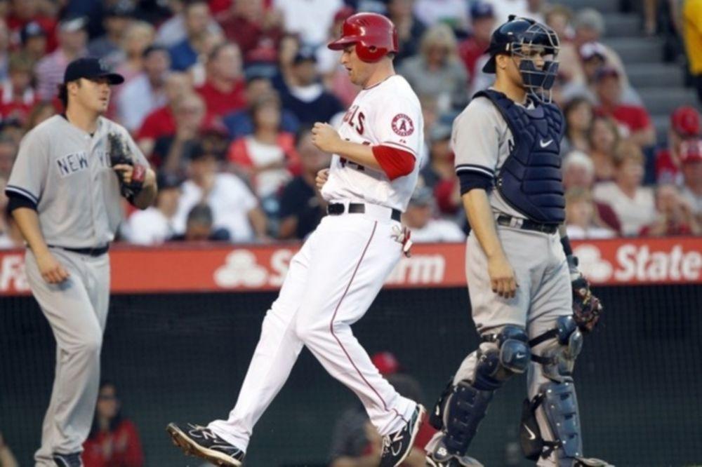 Walk-off home run του Mark Trumbo για τους Λος Άντζελες Έιντζελς