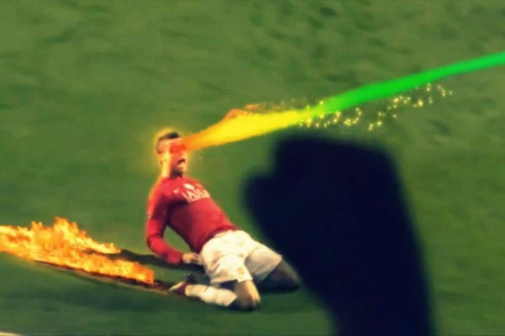 Το ποδόσφαιρο στο... Χόλιγουντ θα ήταν έτσι! (video)