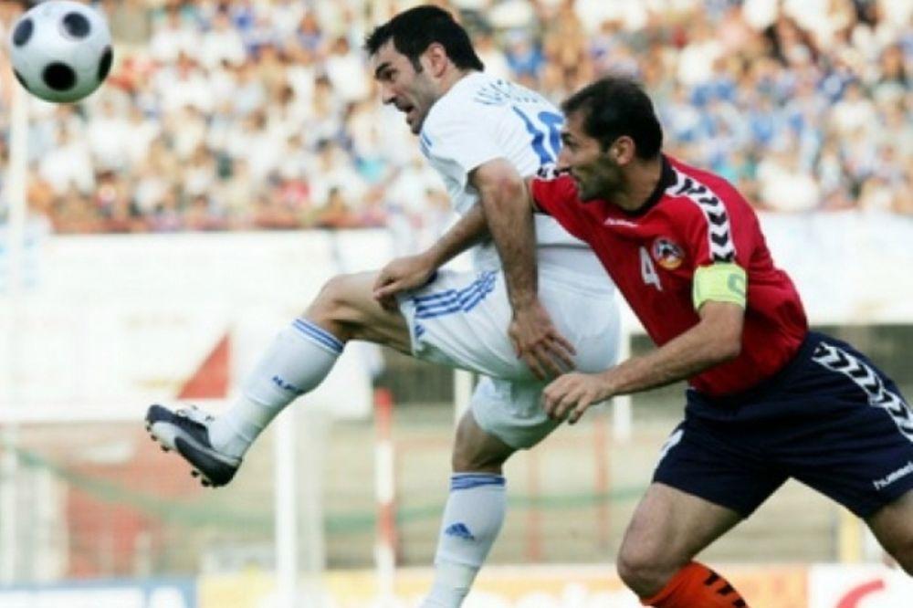 Το Ελλάδα-Αρμενία στο MEGA